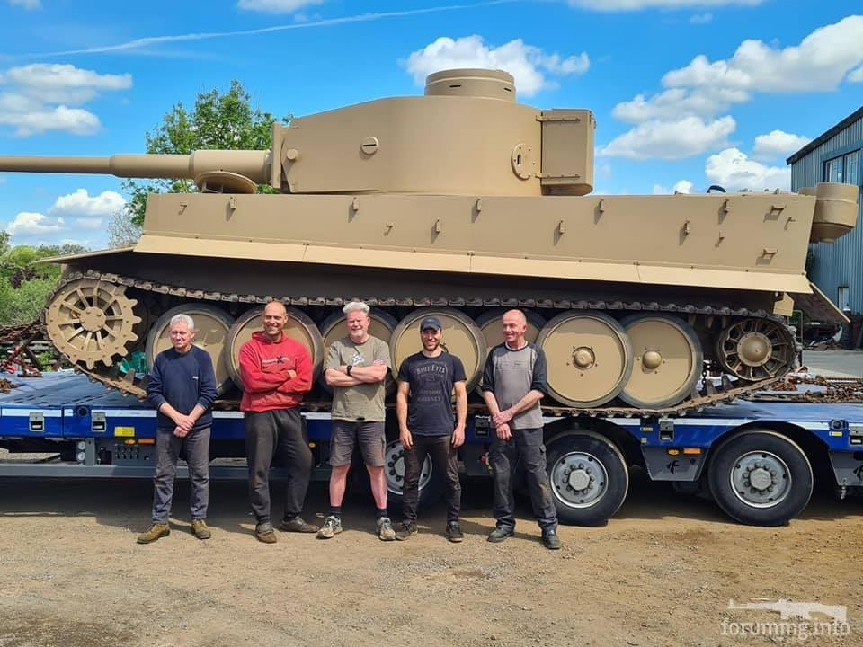133206 - Деревянный танк