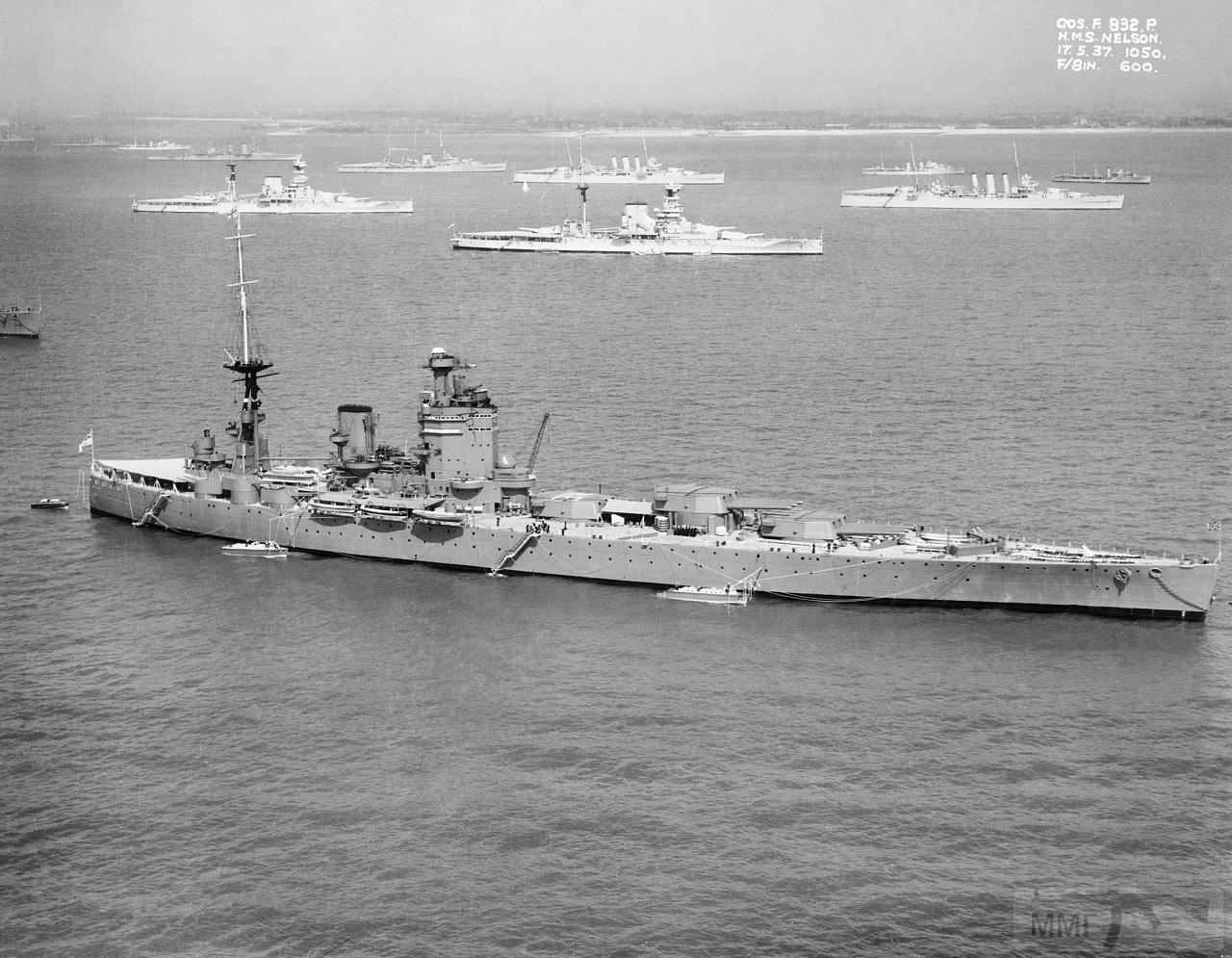 13321 - Броненосцы, дредноуты, линкоры и крейсера Британии
