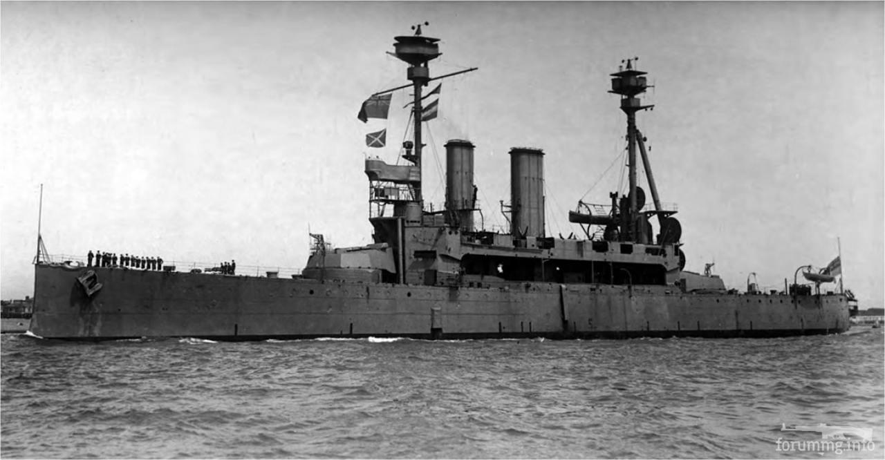 133214 - Броненосцы, дредноуты, линкоры и крейсера Британии