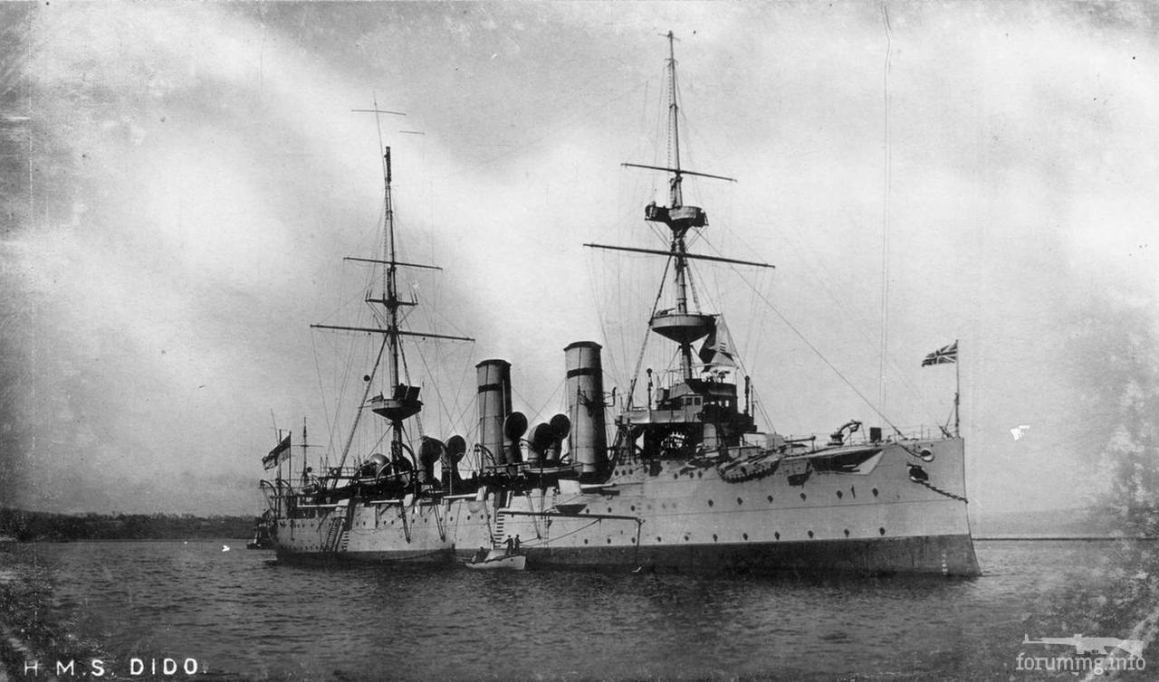 133216 - Броненосцы, дредноуты, линкоры и крейсера Британии
