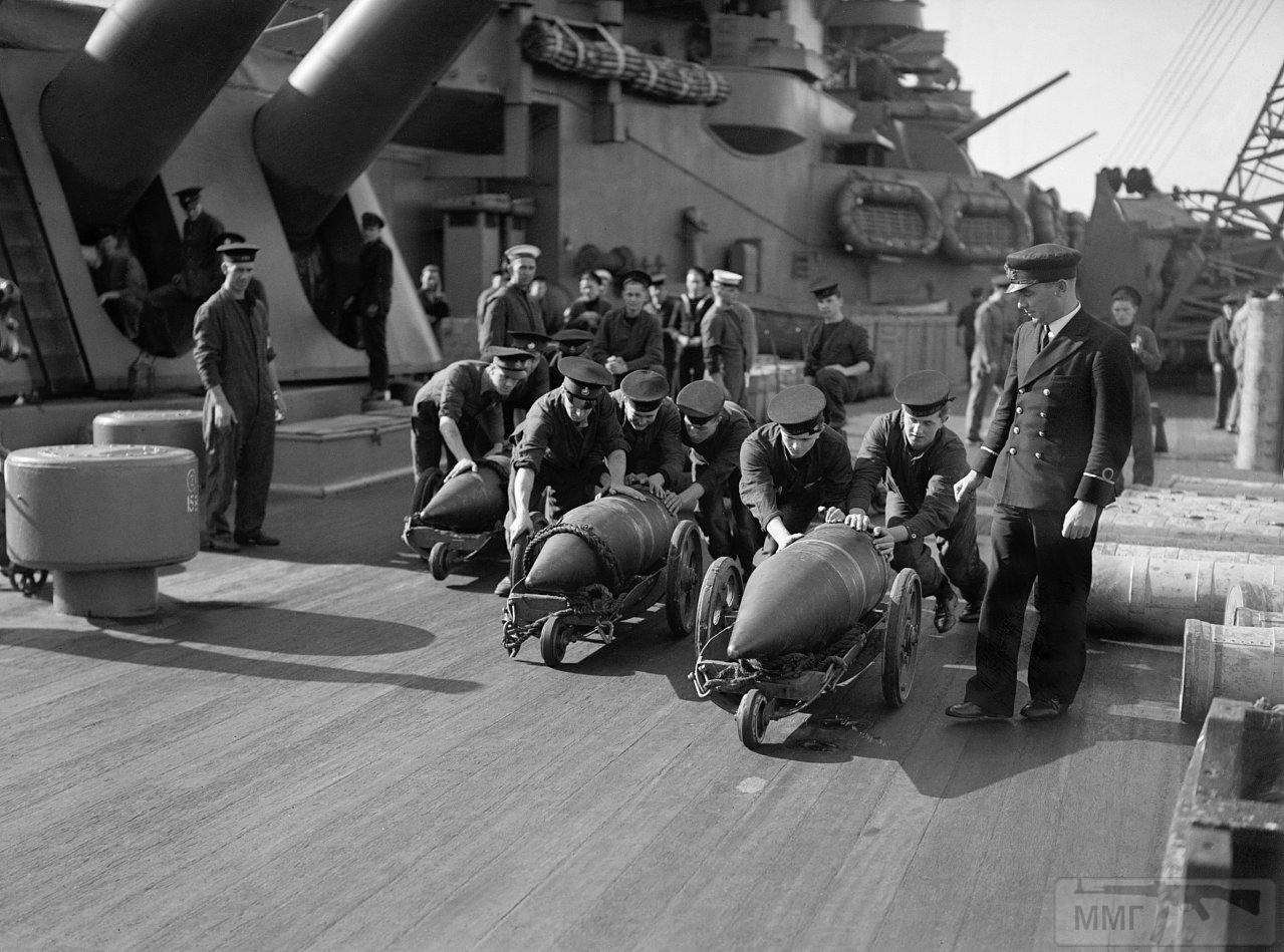 13322 - Броненосцы, дредноуты, линкоры и крейсера Британии