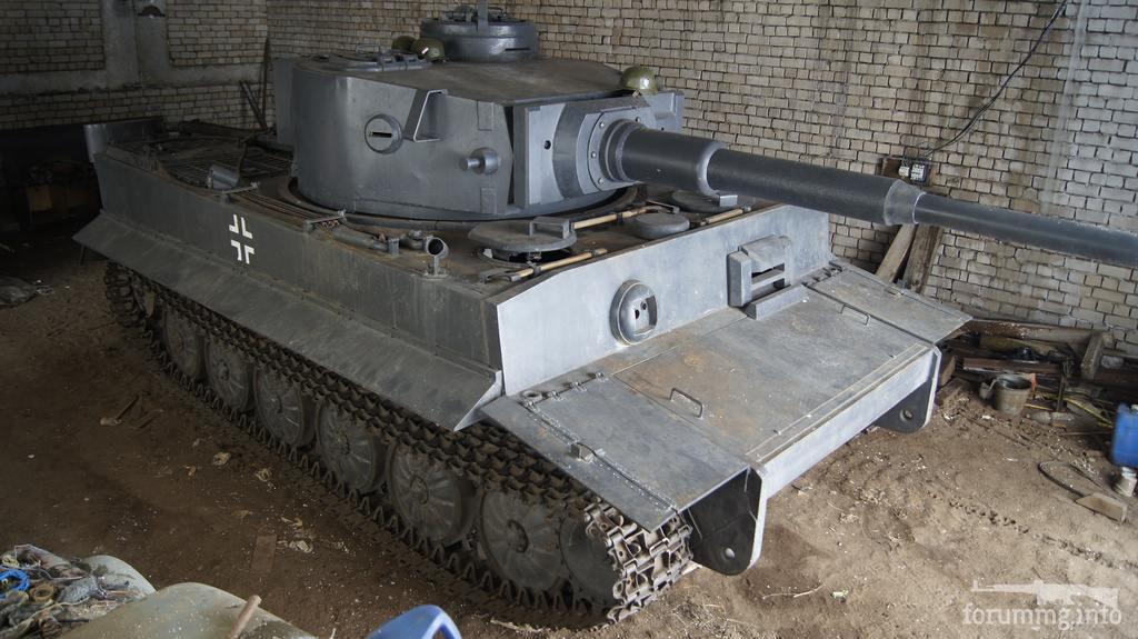 133265 - Деревянный танк