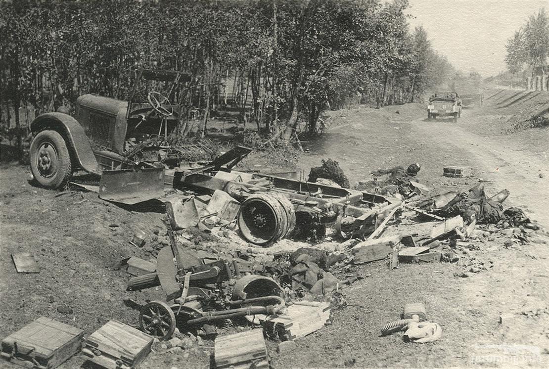 133271 - Лето 1941г,немецкие фото.