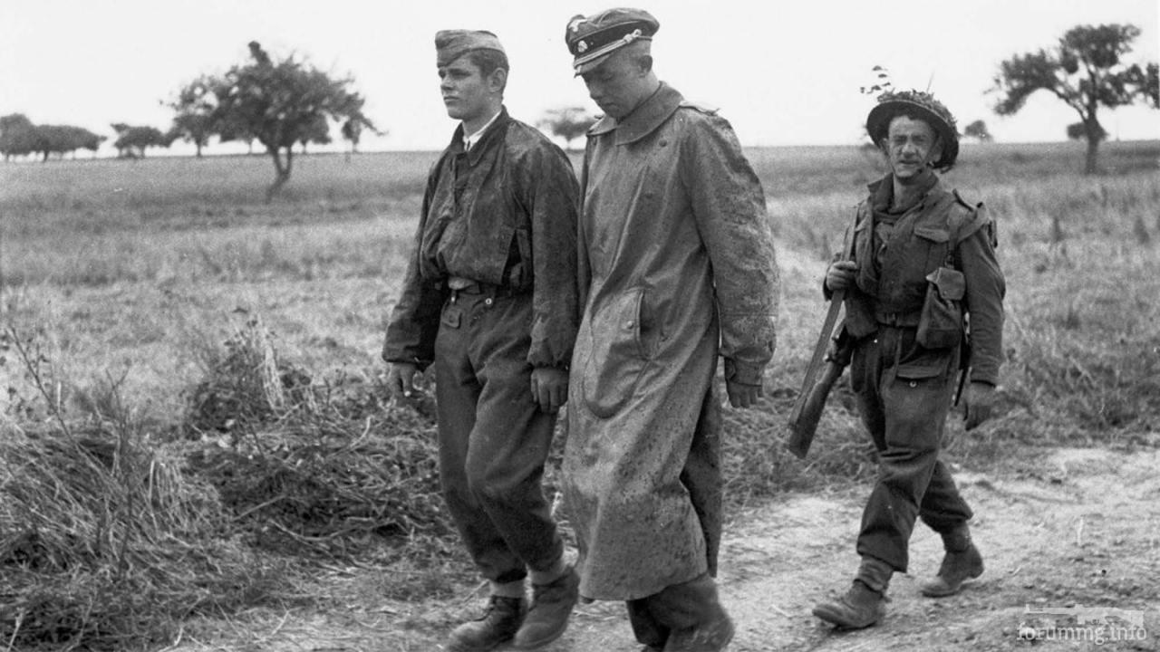 133343 - Военное фото 1939-1945 г.г. Западный фронт и Африка.