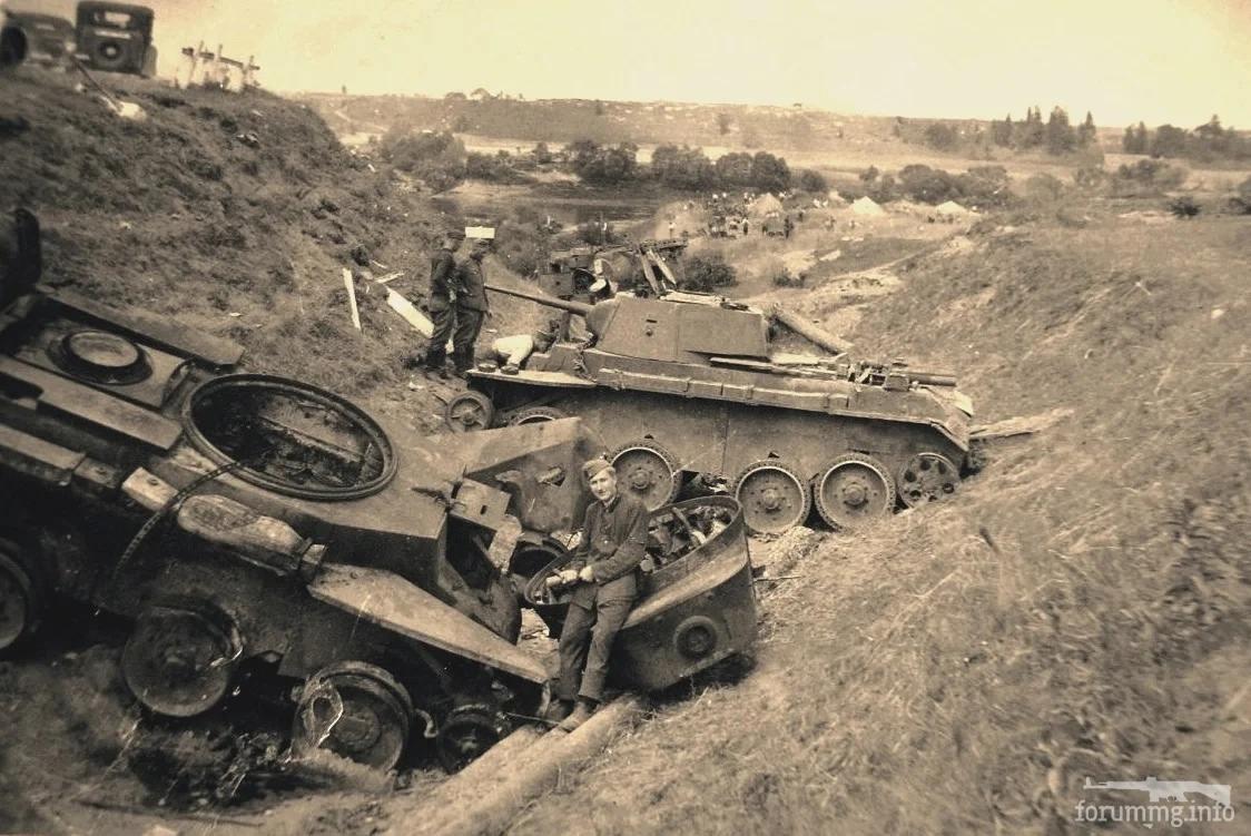 133366 - Лето 1941г,немецкие фото.