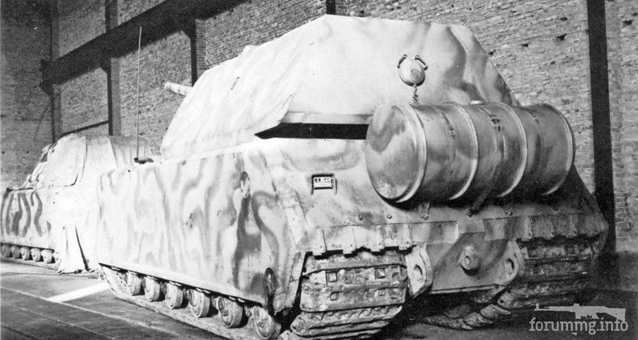 133452 - Немецкий сверхтяжёлый танк Pz.Kpfw.Maus