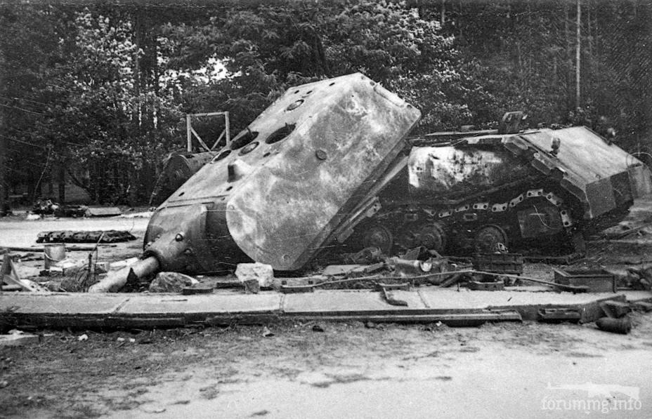 133453 - Немецкий сверхтяжёлый танк Pz.Kpfw.Maus
