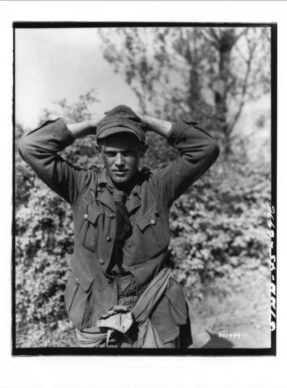 133557 - Военное фото 1941-1945 г.г. Восточный фронт.