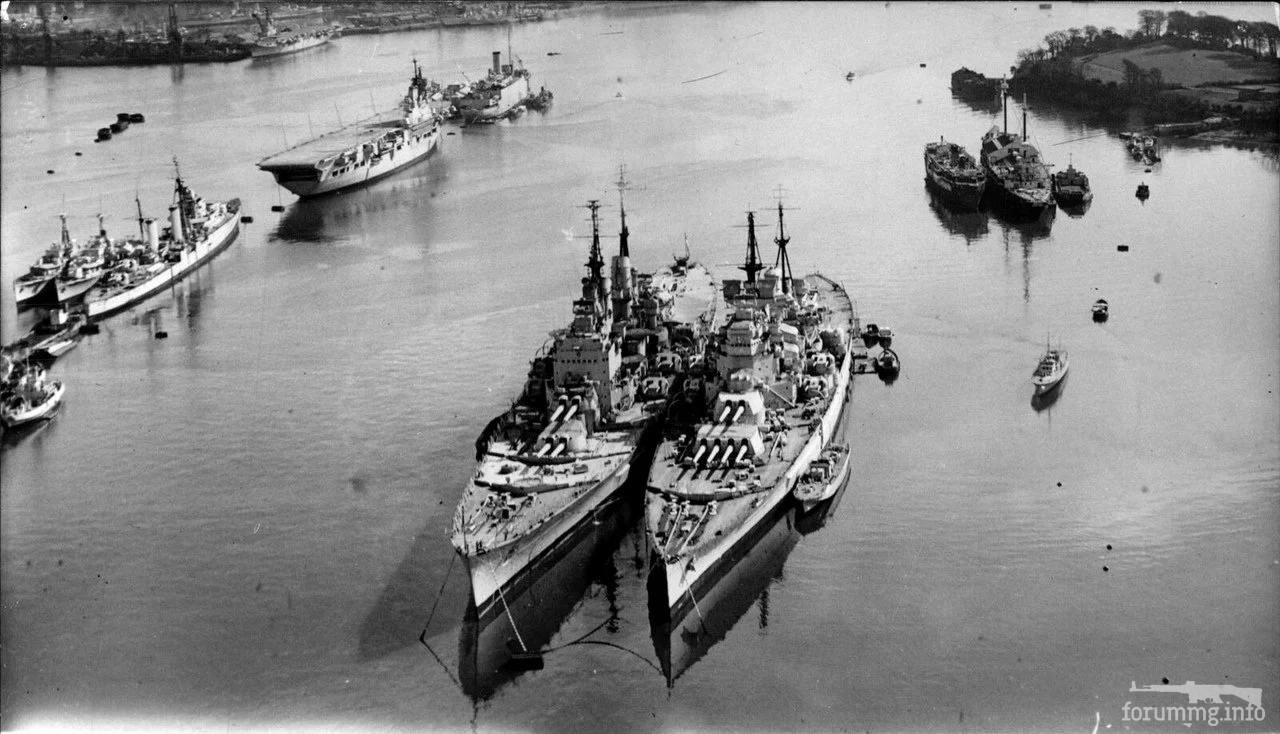 133633 - Броненосцы, дредноуты, линкоры и крейсера Британии