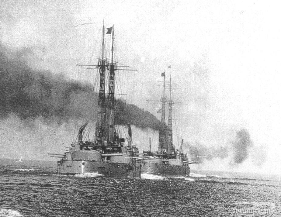 133668 - Паровой флот Российской Империи