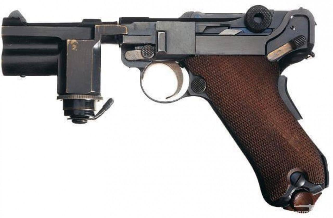 133681 - Фототема Стрелковое оружие