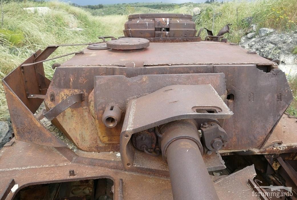 """133707 - Служба немецких """"коробочек"""" после войны..."""