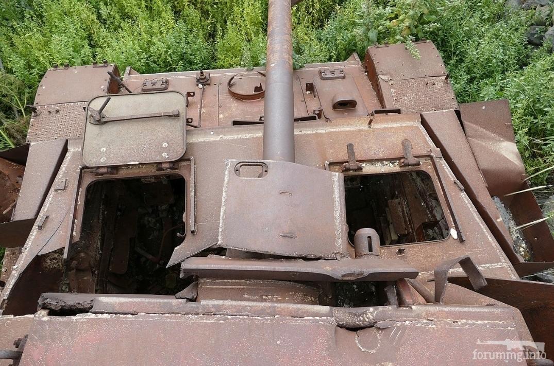 """133708 - Служба немецких """"коробочек"""" после войны..."""