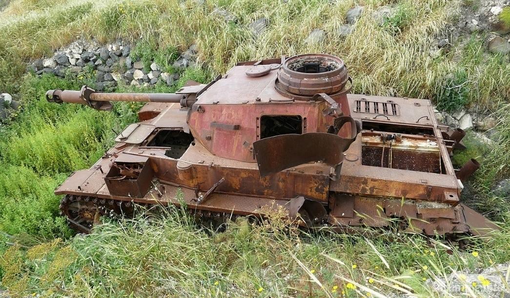 """133710 - Служба немецких """"коробочек"""" после войны..."""