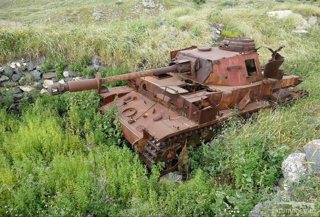 """133712 - Служба немецких """"коробочек"""" после войны..."""