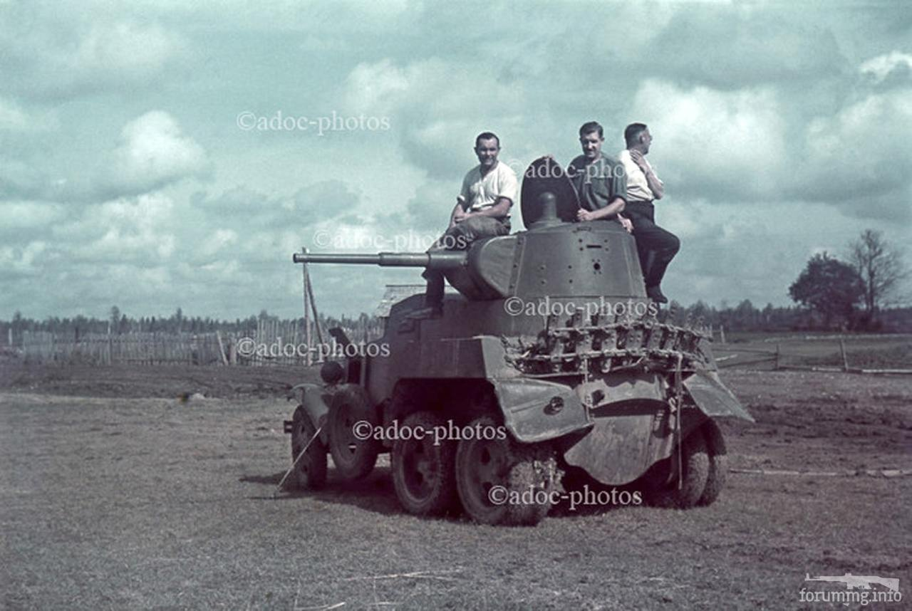 133718 - Лето 1941г,немецкие фото.