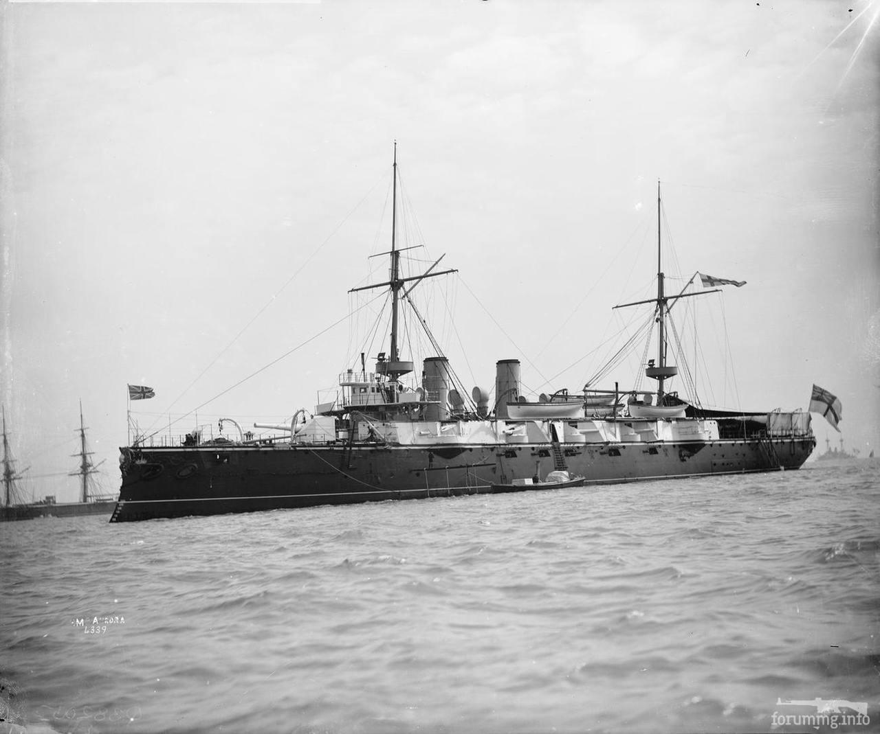 133728 - Броненосный крейсер HMS Aurora