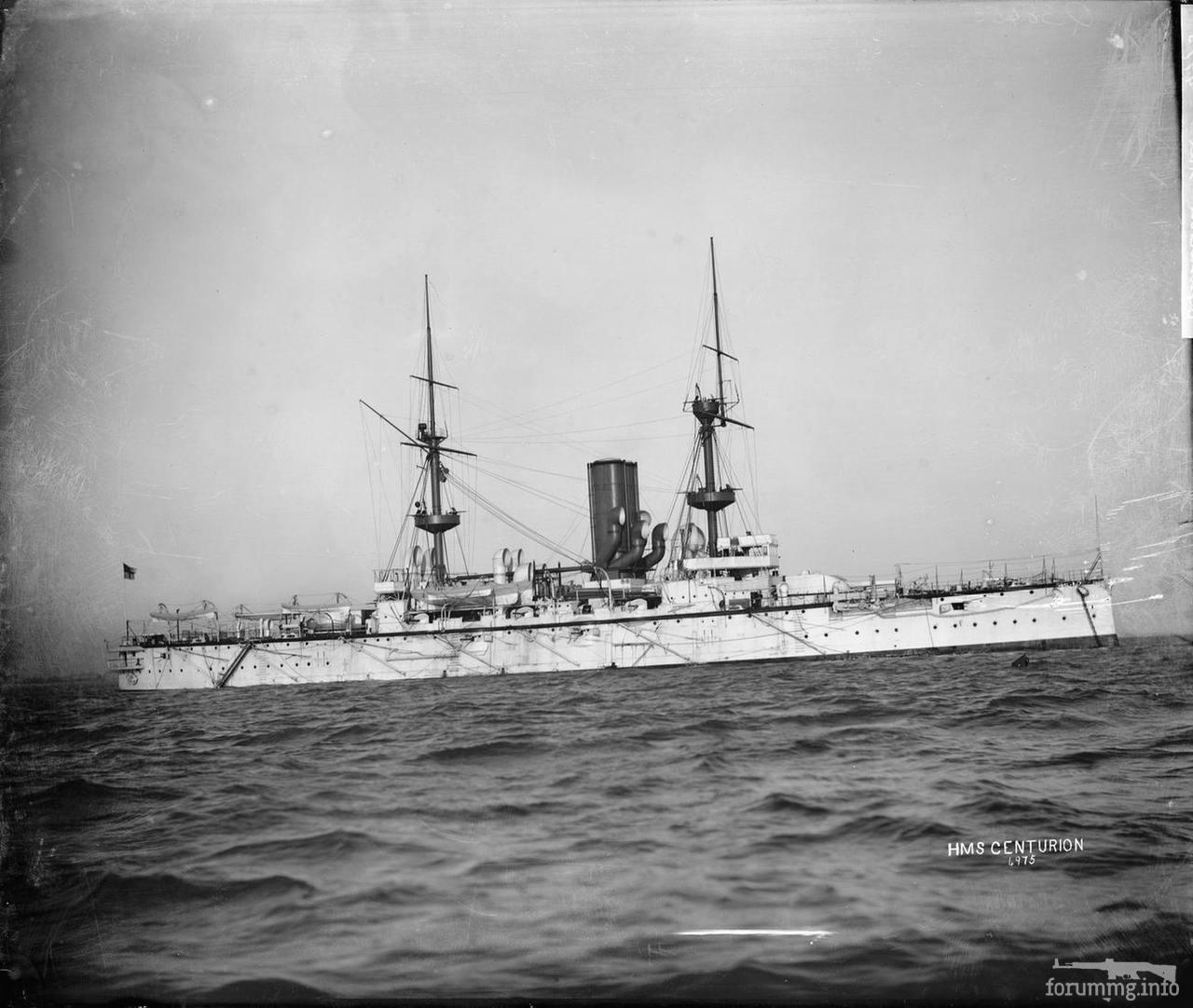 133866 - Броненосцы, дредноуты, линкоры и крейсера Британии