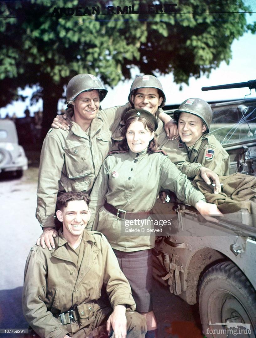 133985 - Военное фото 1941-1945 г.г. Восточный фронт.