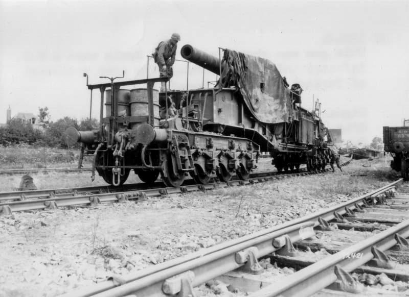 1340 - Супер-пушки