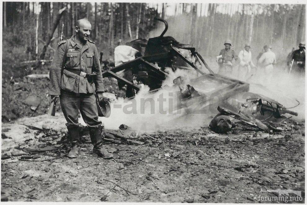 134115 - Лето 1941г,немецкие фото.
