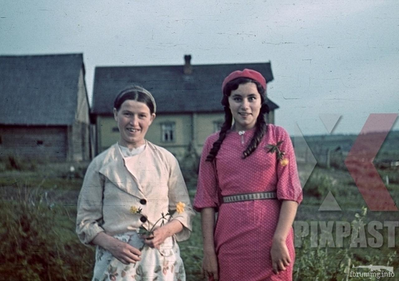 134137 - Лето 1941г,немецкие фото.