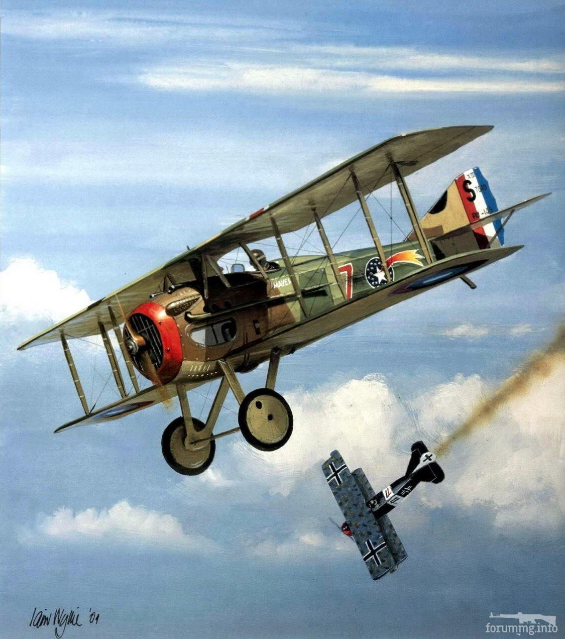 134151 - Художественные картины на авиационную тематику