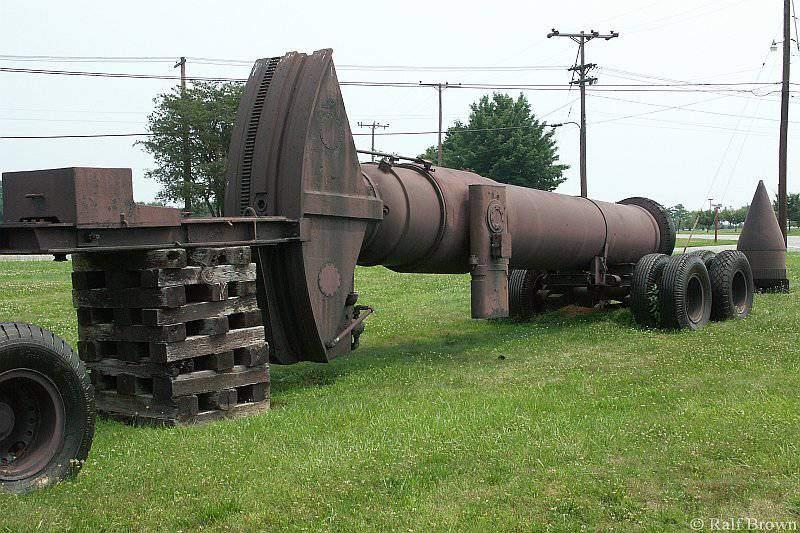 1342 - Супер-пушки