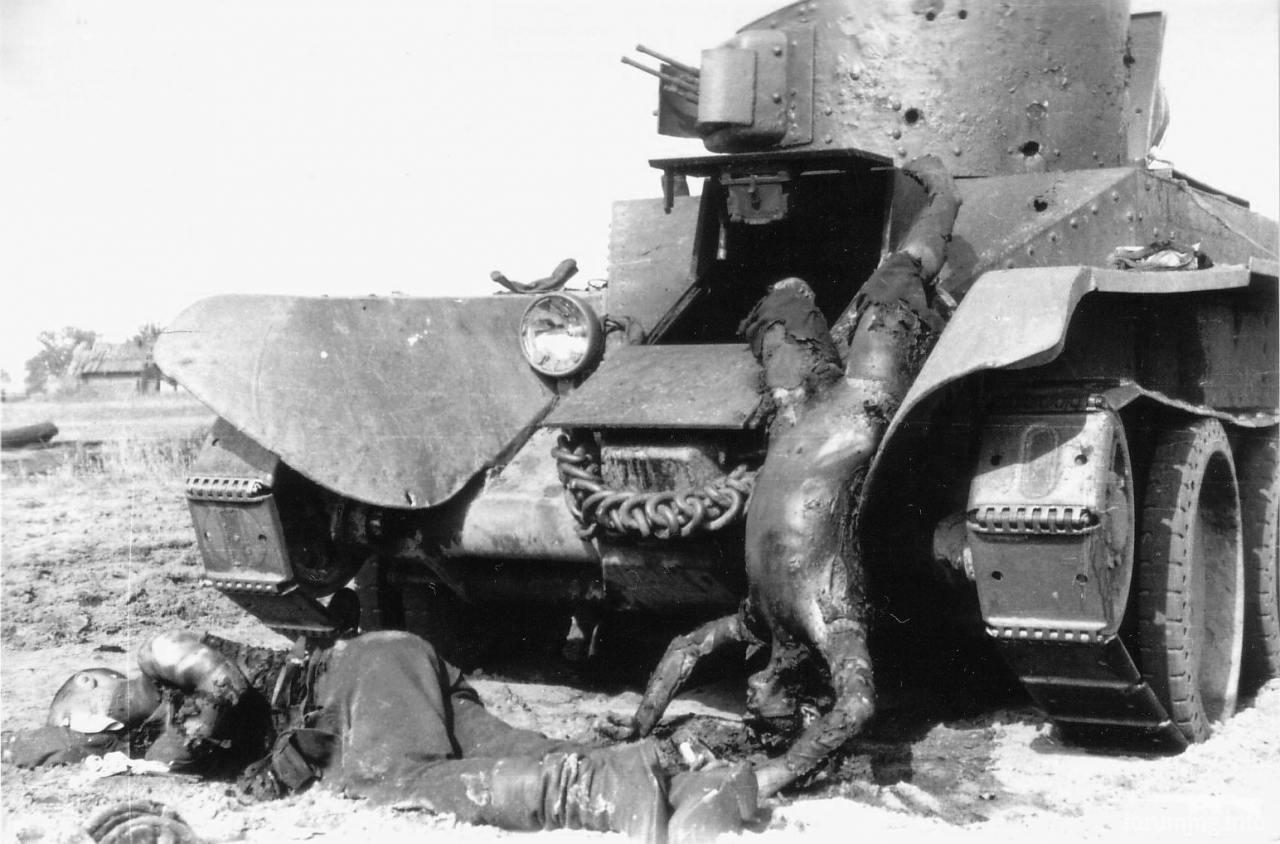 134219 - Лето 1941г,немецкие фото.