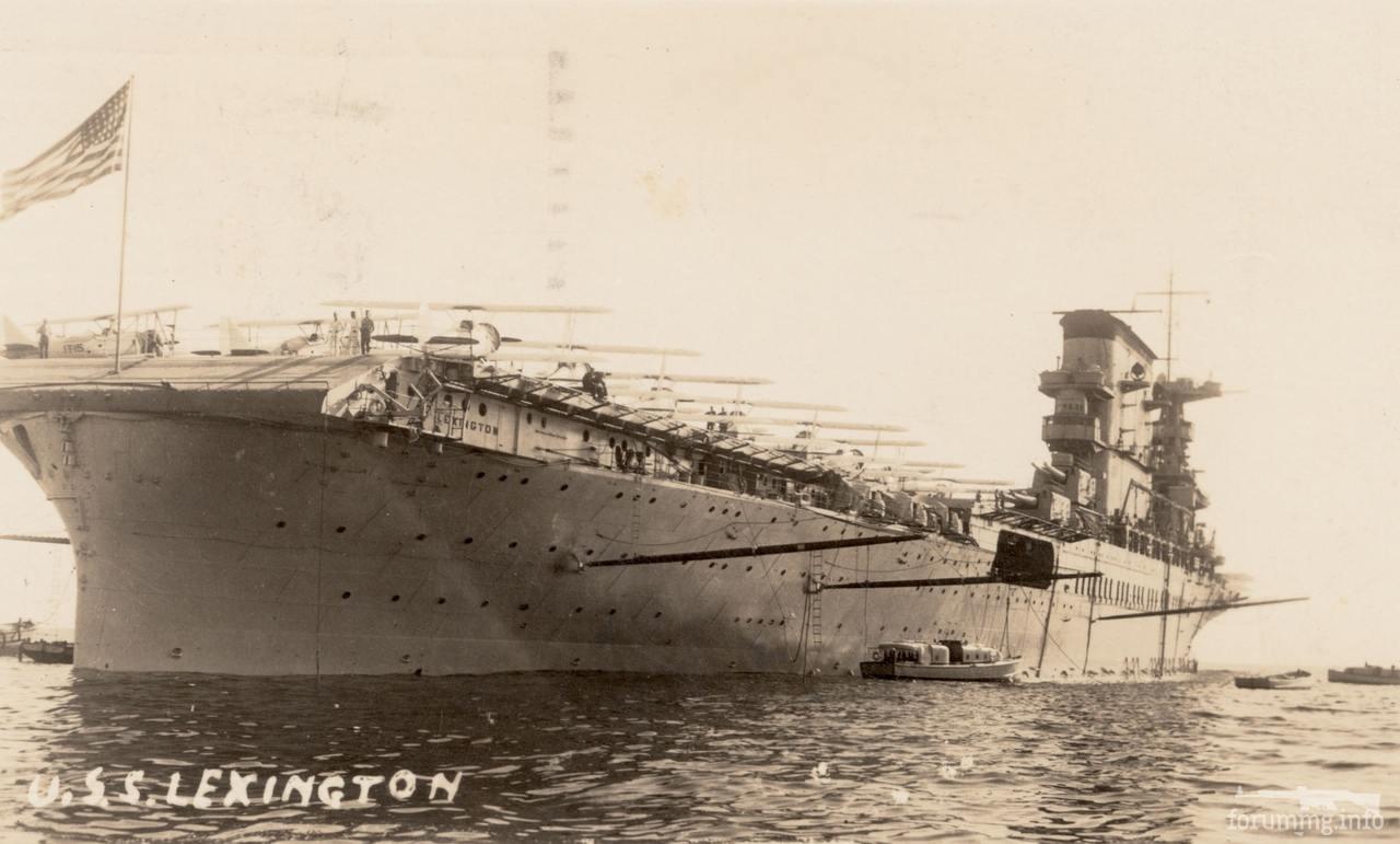 134247 - USS Lexington (CV-2)