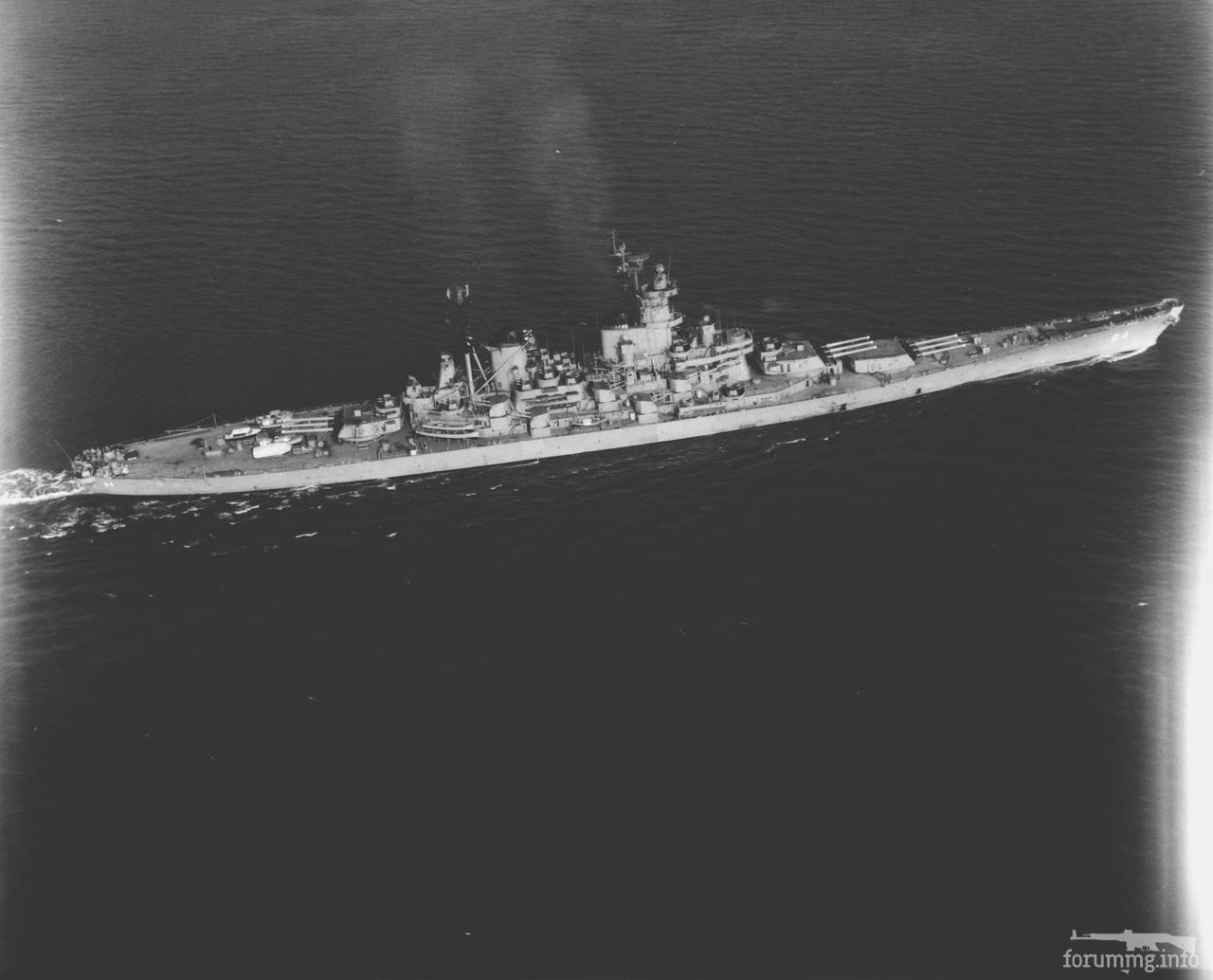 134249 - Линкор USS Wisconsin (BB-64)