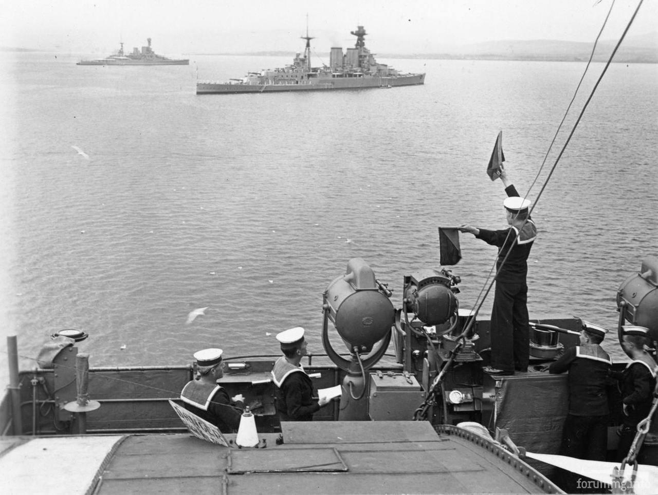 134261 - Линейные крейсера HMS Hood и HMS Renown