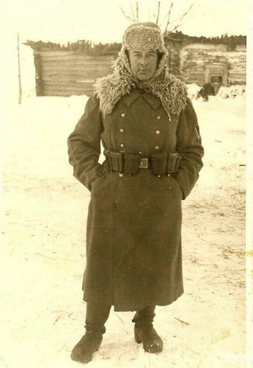 134376 - Военное фото 1941-1945 г.г. Восточный фронт.
