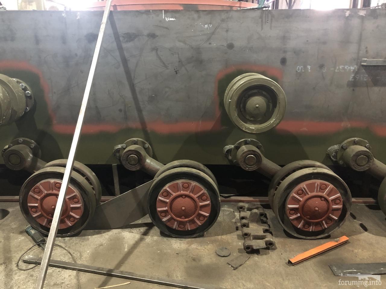 134385 - Деревянный танк