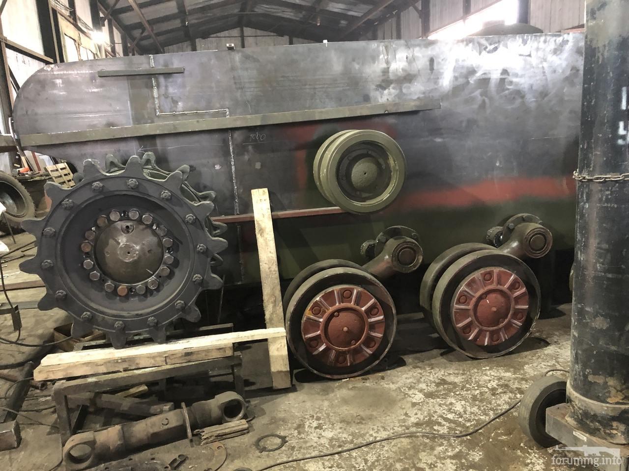 134387 - Деревянный танк