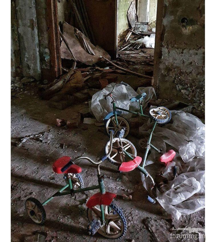 134444 - Заброшенные объекты