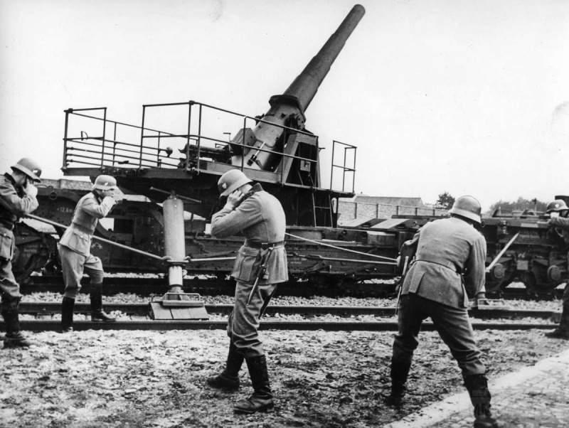 1345 - Супер-пушки