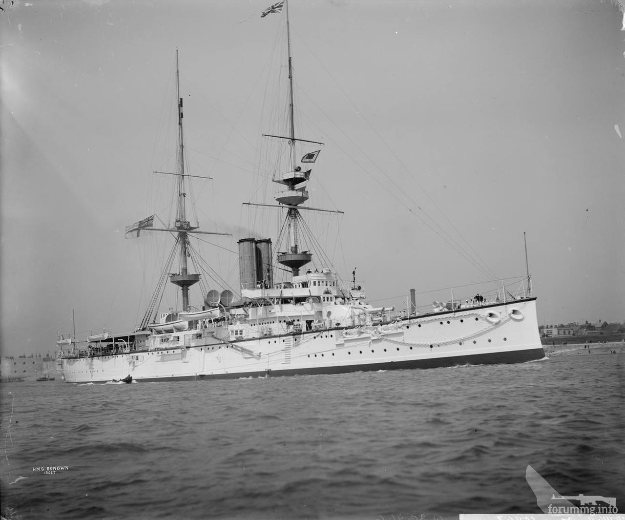 134522 - Броненосец HMS Renown