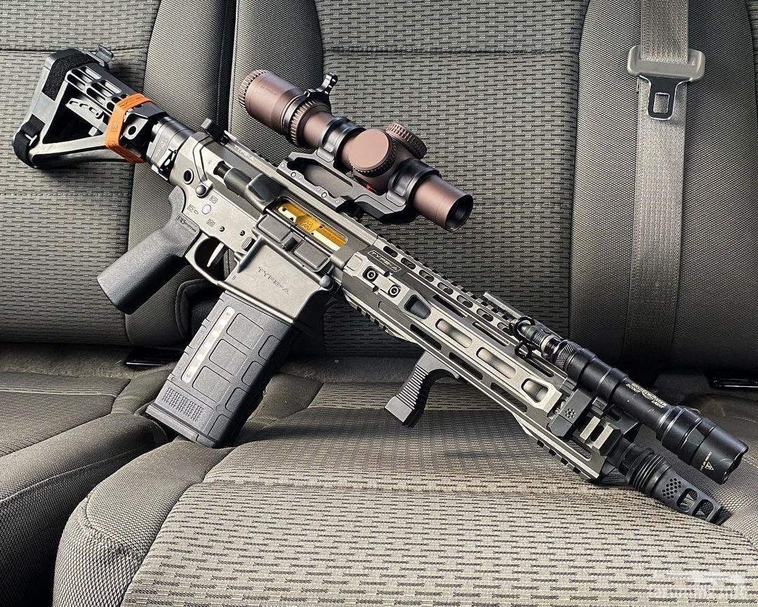 134587 - Фототема Стрелковое оружие