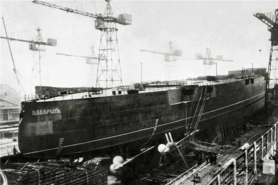 13462 - Паровой флот Российской Империи
