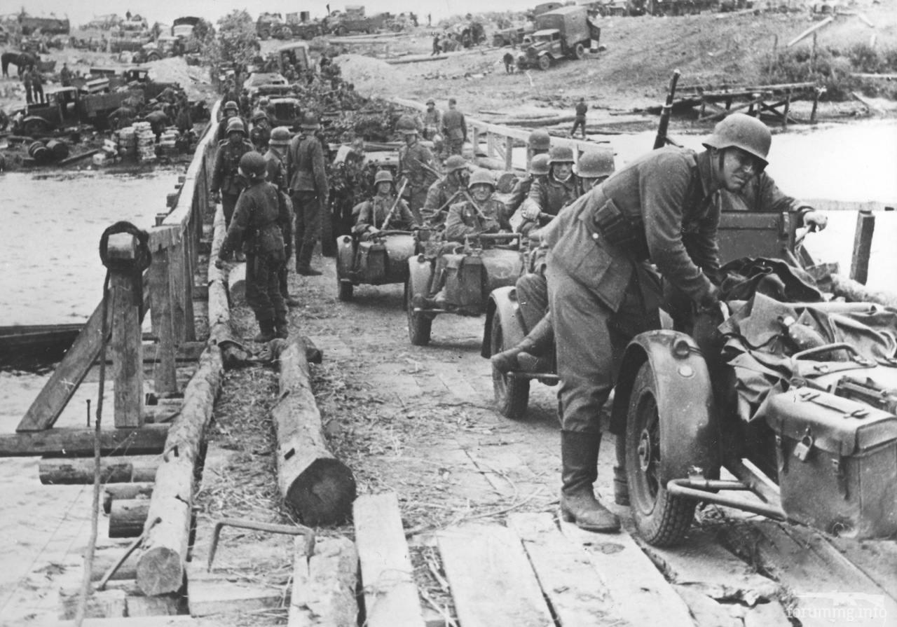 134623 - Военное фото 1941-1945 г.г. Восточный фронт.