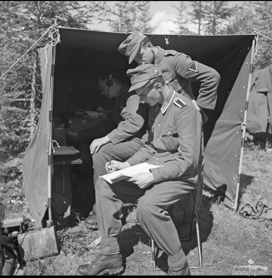 134863 - Военное фото 1941-1945 г.г. Восточный фронт.