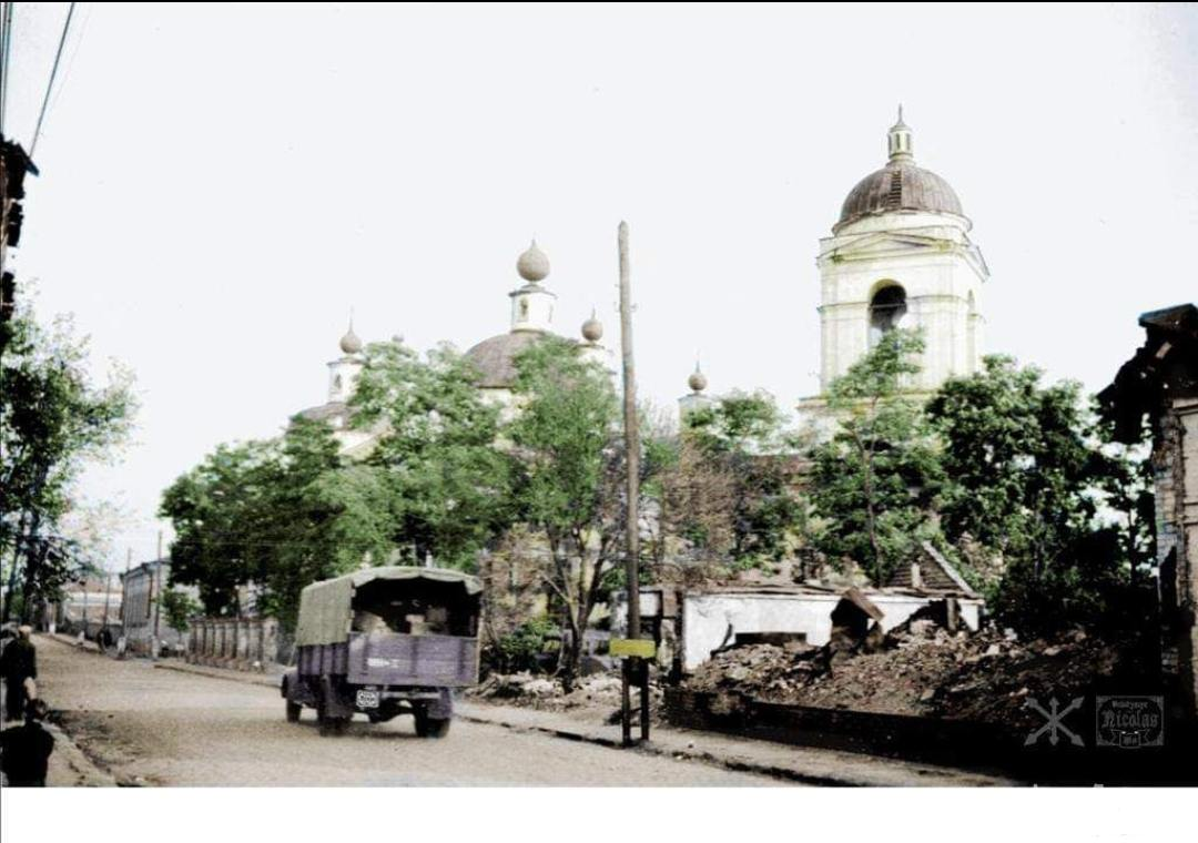 134878 - Оккупированная Украина в фотографиях