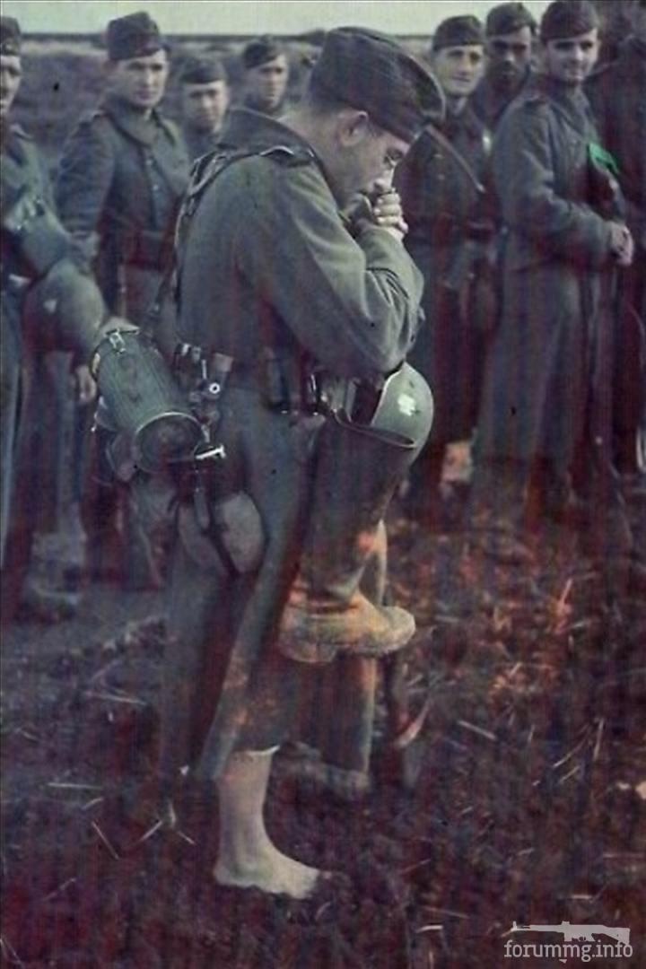 134966 - Военное фото 1941-1945 г.г. Восточный фронт.