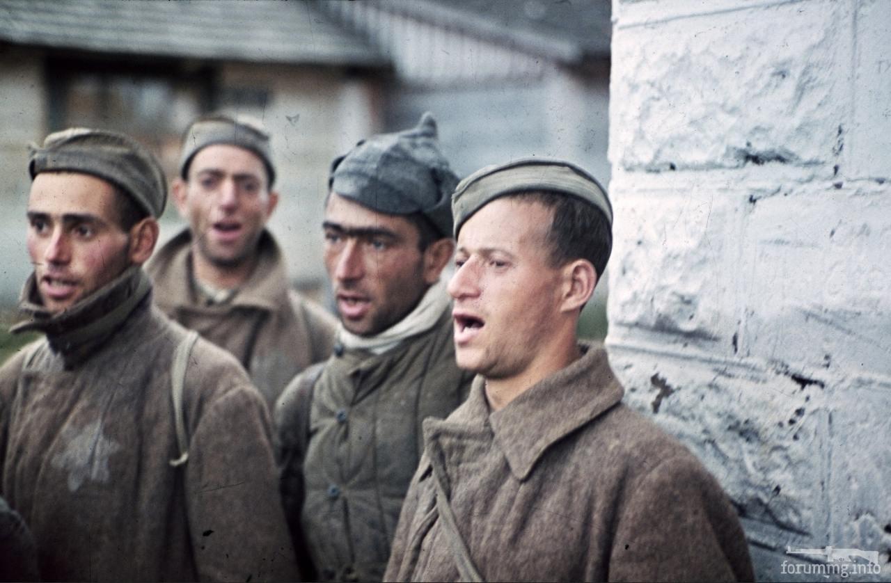 134968 - Военное фото 1941-1945 г.г. Восточный фронт.