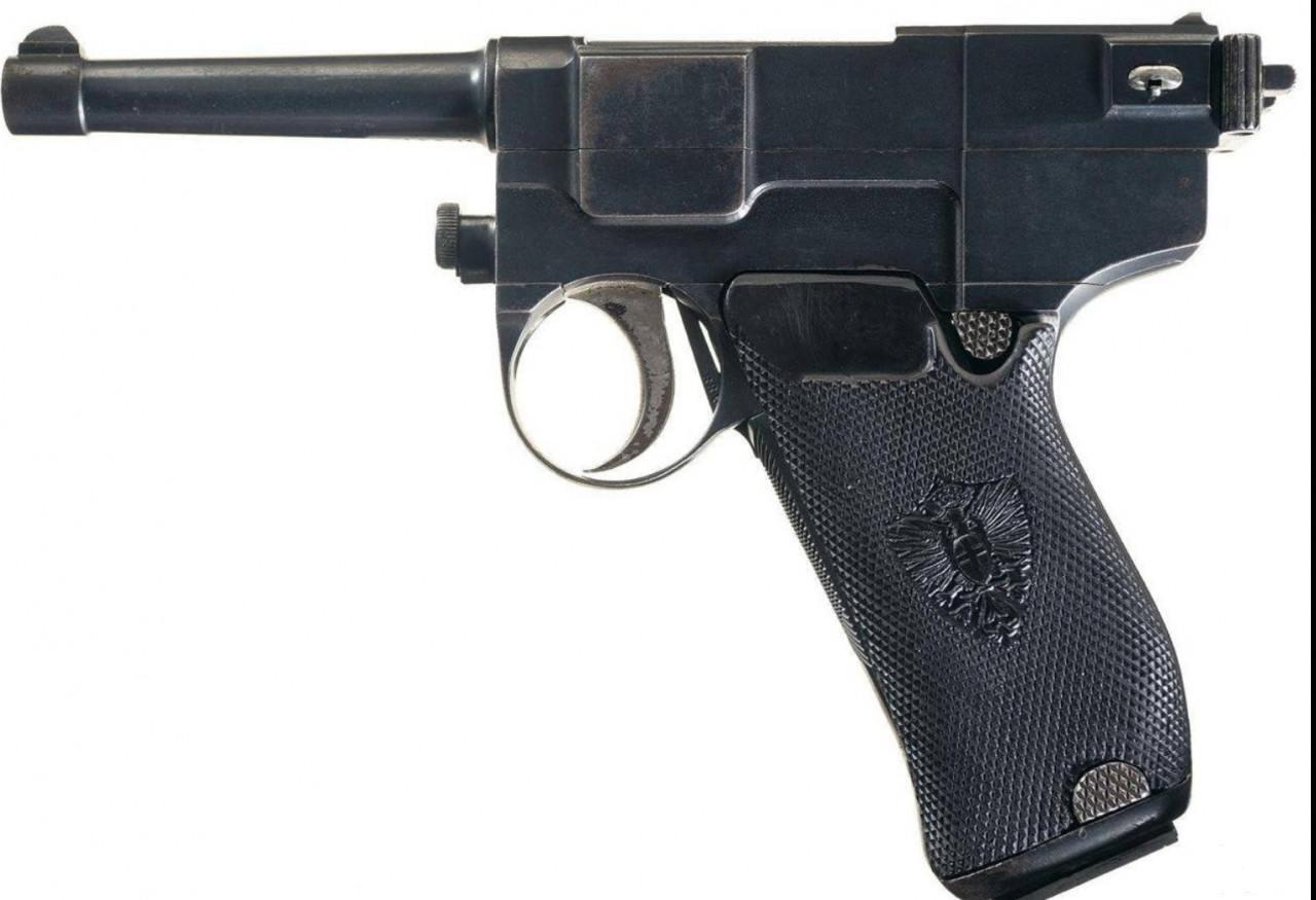 135417 - Фототема Стрелковое оружие