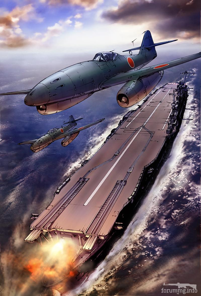 135499 - Художественные картины на авиационную тематику