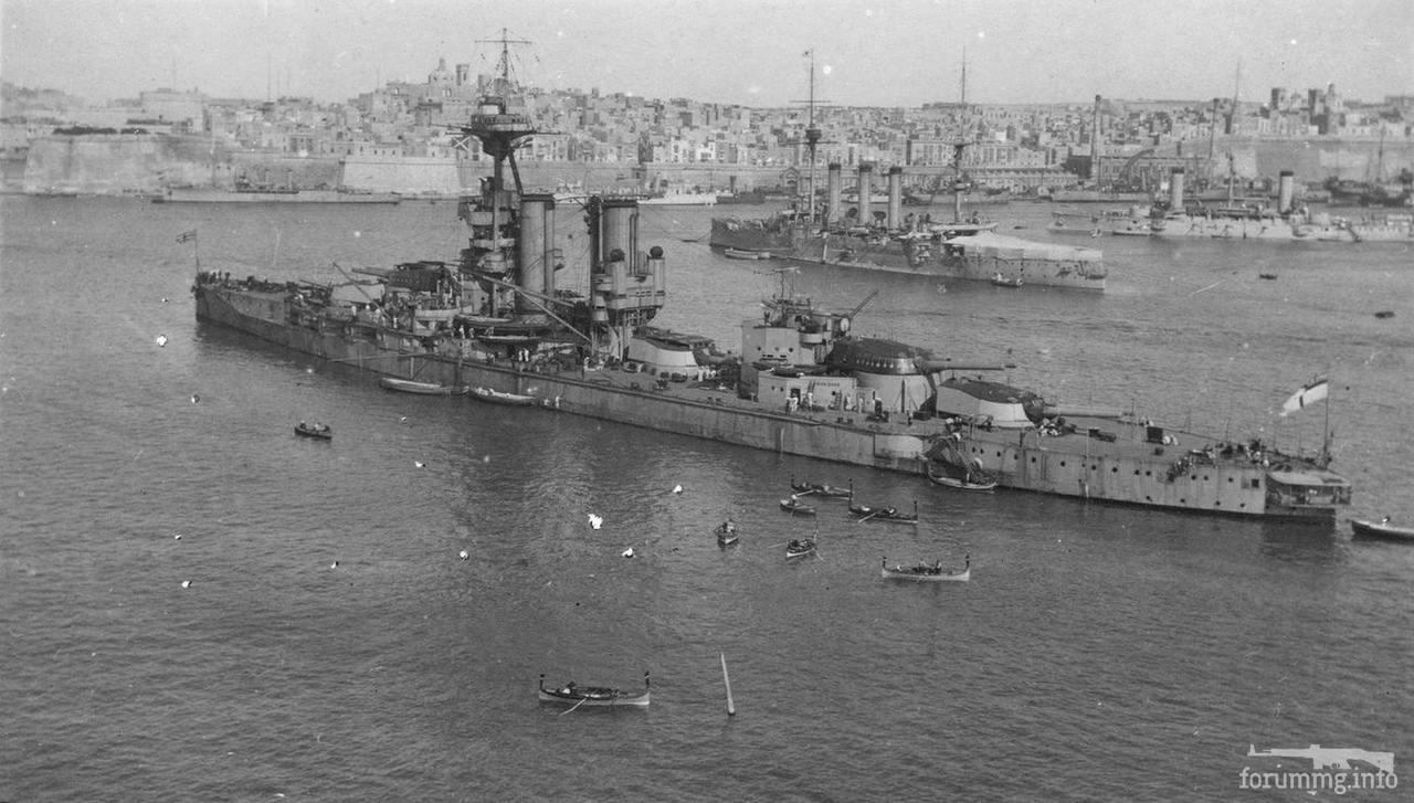 135547 - Броненосцы, дредноуты, линкоры и крейсера Британии