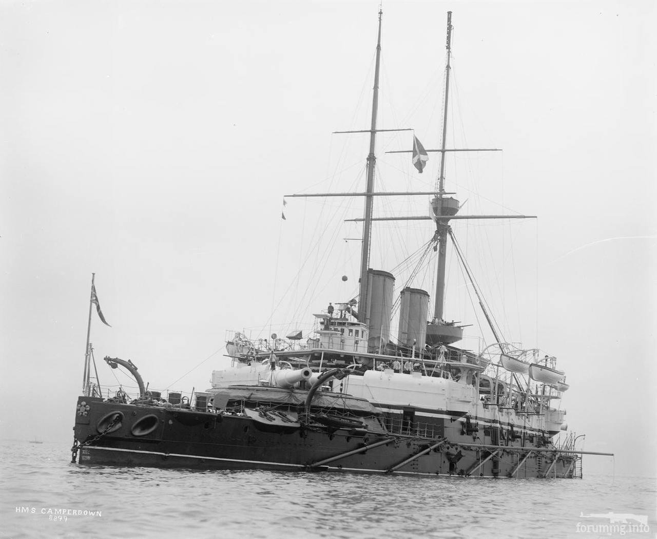 135549 - Броненосцы, дредноуты, линкоры и крейсера Британии