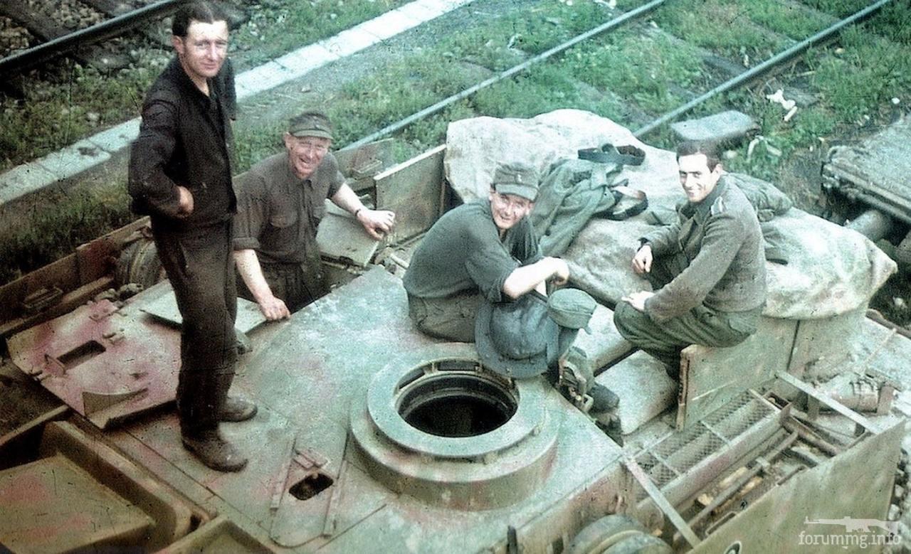 135617 - Военное фото 1941-1945 г.г. Восточный фронт.